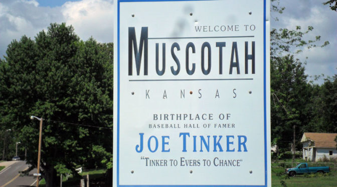 World Series Title Follows Joe Tinker Celebration In Kansas Hometown